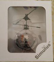 Hubschrauber - Drone Ball selbstfliegend LED-Beleuchtung