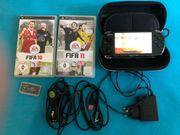 PSP Portable 3004 inklusive umfangreichem