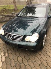 Mercedes-Benz C220 Automatik wenig Km