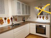 IKEA Küche mit Backofen Induktionsherd