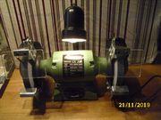 Schleifmaschine elektrisch wie neu zu