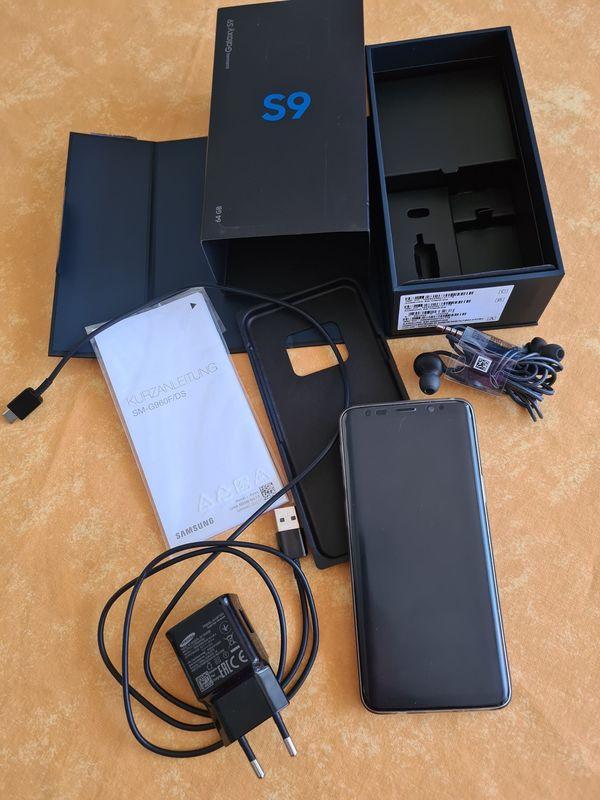 Galaxy S9 Dual SIM 64
