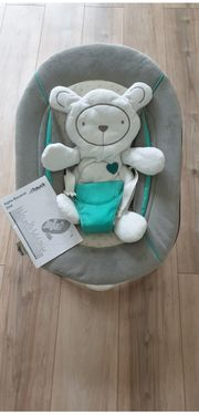Babywippe Hauck Alpha Bouncer 2in1