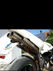 Bodis Racing Auspuffanlage für MV