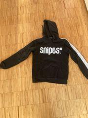 Snipes Sweatshirt schwarz Größe XS