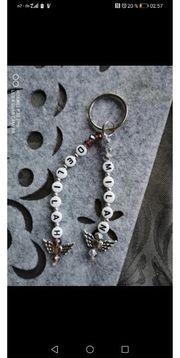 Schlüsselanhänger mit 2 Wunschnamen