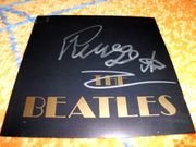 THE BEATLES - GOLD COLLECTION - SIGNIERTE