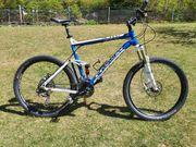 verkaufe neuwertiges Mountainbike Conway Q-MF