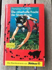 Kinderbuch Die rätselhafte Fracht der