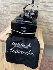 Anaconda Avalanche 14000 Freilaufrolle Karpfenrolle