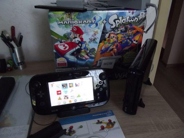 Nintendo Wii-U Premium PACK 32GB