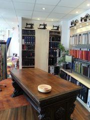 Theke Tisch Esstisch Schreibtisch Antiquität