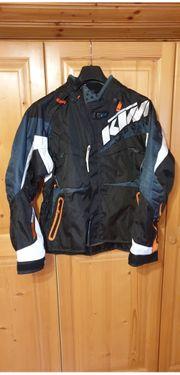 KTM Motorradjacke