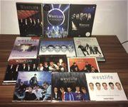 Westlife 6 DVDs und 6