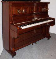 Klavier Zimmermann 124 cm Mahagoni