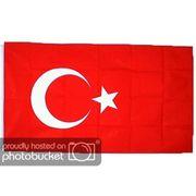 Türkische Flagge 150 x 90
