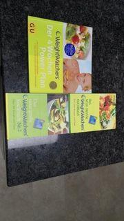 3 x Weight Watchers Bücher