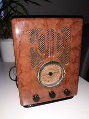 Retro Radio voll funktionsfähig