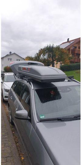 Dachbox Jetbag sportive 500 mit: Kleinanzeigen aus Birkenfeld - Rubrik Fahrrad-, Dachgepäckträger, Dachboxen