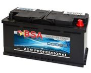 Autobatterie AGM 120Ah Batterie