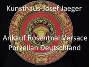 Ankauf Rosenthal Versace Porzellan Ankauf