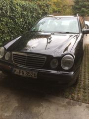 Mercedes 320 E Kombi
