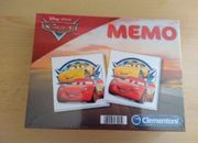 NEU Disney Cars Memo Spiel