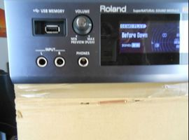 Studio, Recording (Equipment) - Roland INTEGRA 7 Synthesizer