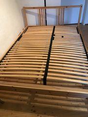 Biete fertigen Lattenrost 140x200 cm
