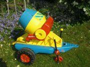 BIG Mixer Betonmischer - Traktor Anhänger