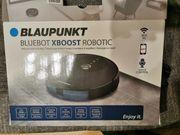 Blaupunkt Saug Roboter mit Wischfunktion