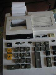 Elektrischer Rechner- Nostalgisch von Canon