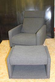 Rolf Benz Luxus Designer Sessel