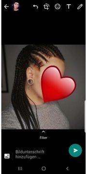 Haarpflege Cornrows Braid-Rasta Haarverlängerung