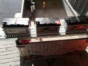 3 Antriebs-Beleuchtungs Batterien für Wohnmobil