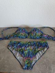 3 Damen Bikini Gr 42
