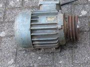 380 Volt Motor mit Welle