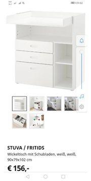 Ikea Stuva Wickeltisch Schreibtisch Wickelkommode