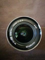 Olympus Objektiv 12mm f2 0