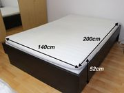 Bed ALL INCLUDED 200x140cm bed