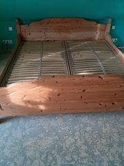 Top Zustand gemütliche Schlafzimmermöbel Kiefer