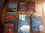 Bücher Fantasy und andere Romane