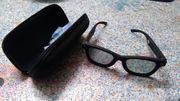Sonnenbrille Tönung elektrisch verstellbar