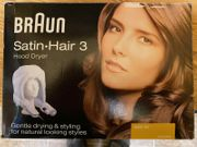 Braun Satin Hair 3 Hood