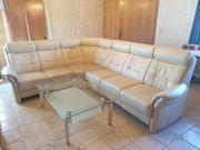 Echtleder Couch besch