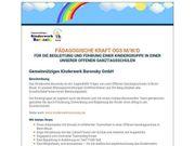 Pädagogische Kraft OGS m w