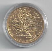 100 Euro Goldmünze 2015 Oberes