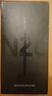 SAMSUNG NOTE20 Ultra5G mystic black