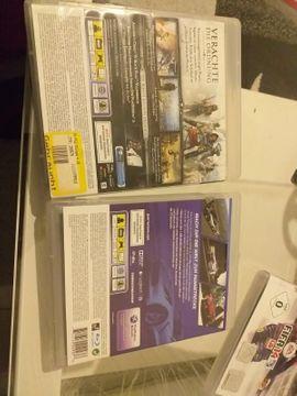 spiele für ps3: Kleinanzeigen aus Obersulm Affaltrach - Rubrik PlayStation 3