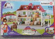 Großer Pferdehof Schleich Horse Club